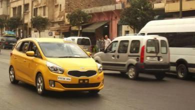 Photo de Kénitra restructure son secteur des taxis