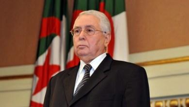 Photo de Algérie : Abdelkader Bensalah aurait été évacué en urgence à l'hôpital