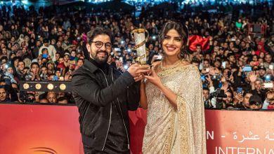Photo de FIFM 2019: Etoile d'or du festival pour Priyanka Chopra