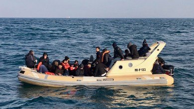 Photo de France: une trentaine de migrants secourus dans la Manche