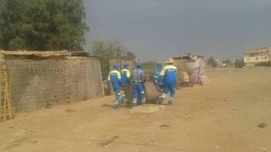 Photo de Sidi Slimane: Le gestionnaire délégué de la collecte des déchets ménagers se dote d'une convention collective