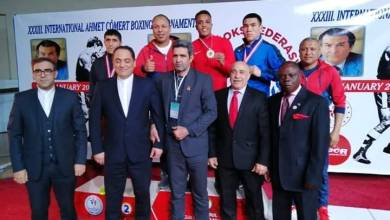 Photo de Boxe: le Maroc, troisième du tournoi «Ahmet Cömert» à Istanbul