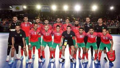 Photo de CAN Futsal 2020. Le Maroc passe en demi-finales