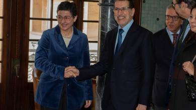 Photo de La ministre espagnole des AE entame sa visite au Maroc
