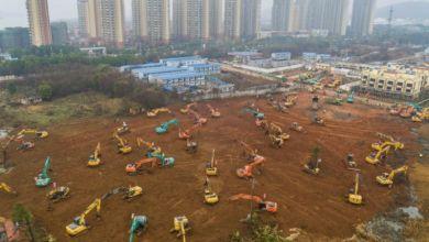Photo de Coronavirus. Construire un hôpital en 10 jours, l'incroyable défi chinois !