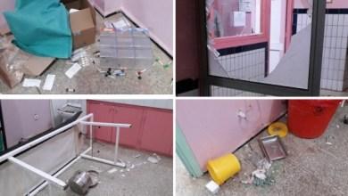 Photo de Vidéo. Kasba Tadla: le proche d'un patient décédé vandalise un hôpital