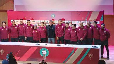 Photo of FRMF. La DTN présente les nouveaux coachs des jeunes