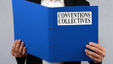 Photo de Convention collective. 27 membres nommés au sein du Conseil élargi