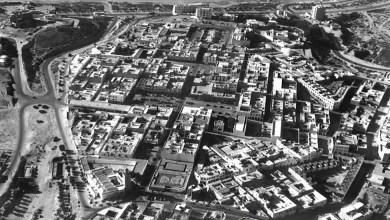 Photo de Agadir. Comment était la ville avant 1960…
