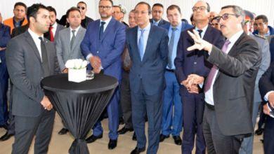 Photo de Casablanca. Deux projets autoroutiers lancés pour décongestionner le trafic