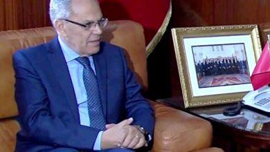 Photo de Abdeltif Loudyi reçoit le chef d'État-Major de l'armée du Pakistan