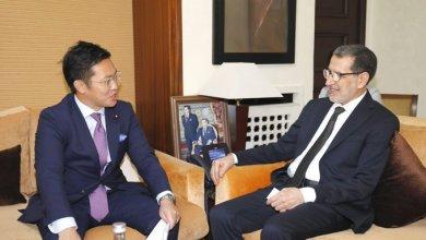 Photo de Cinquante investisseurs japonais en visite au Maroc