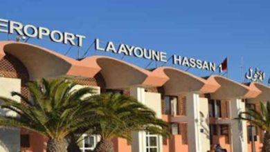Photo de Aérien: RAM inaugure la liaison Laâyoune-Rabat