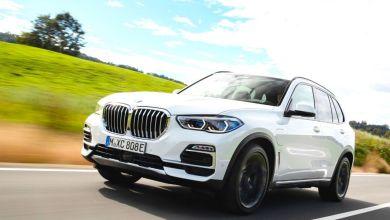 Photo de La BMW X5 xDrive45e iPerformance arrive sur le marché