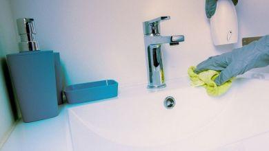 Photo de Avis aux «maniaques» de la propreté: Attention au mélange eau de javel-vinaigre !