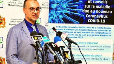 Photo de Coronavirus: Situation maîtrisée, rassure le ministère