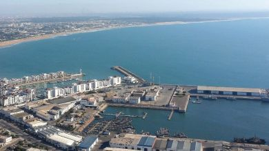 Photo de Transport maritime: À peine lancée, la ligne Agadir-Vendres suspendue