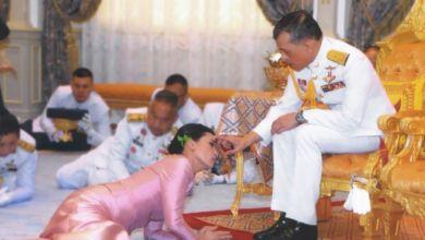 Photo de Insolite: le roi de Thaïlande s'en va en confinement de luxe avec son harem