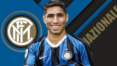 Photo de Hakimi : le Real et l'Inter sont parvenus à un accord