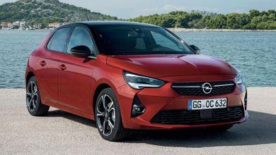 Photo de Opel Corsa 2020. Du style et de la technologie