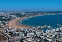 Photo de Agadir : la médiathèque prend forme