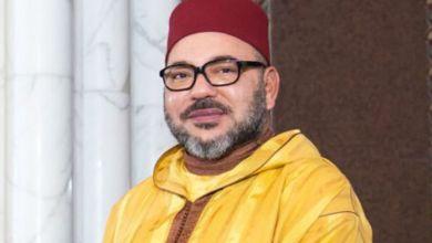 Photo de Les condoléances du roi Mohammed VI au président mauritanien