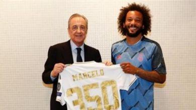 Photo de Nouveau record pour Marcelo avec le Real Madrid