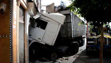 Photo of Casablanca: un chauffeur de camion perd le contrôle de son véhicule (vidéo)