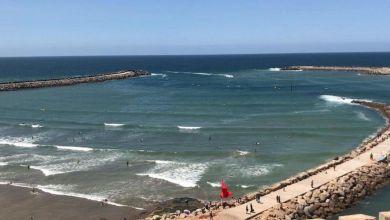 Photo de Rabat: une CIN pour accéder à la plage