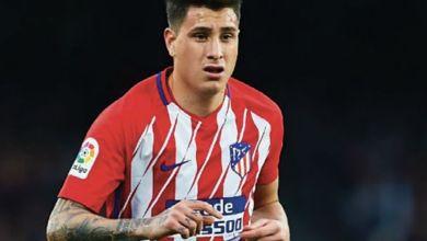 Photo de L'Atlético a refusé l'offre de City pour Giménez
