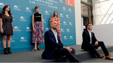 Photo de Dans les coulisses de la Mostra de Venise