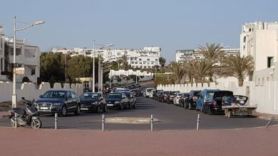 Photo de Business des parkings à Agadir: c'est le flou total