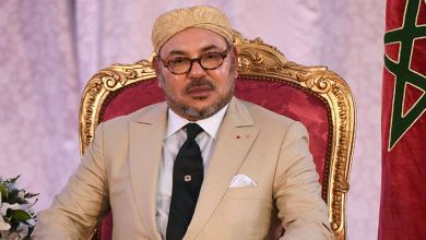 Photo de Message du Roi Mohammed VI à MBS