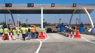 Photo de Si vous prenez l'autoroute de contournement de Rabat, ceci vous concerne