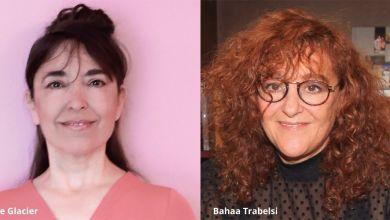 Photo de Littérature : Osire Glacier et Bahaa Trabelsi défendent le féminin