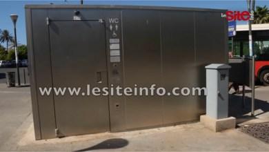 Photo de Casablanca: les nouvelles toilettes publiques sont prêtes (VIDEO)