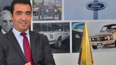 """Photo de Scama rafle le """"Chairman's Award"""" de Ford pour la 9e fois !"""
