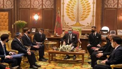 Photo de Déclaration Conjointe entre le Maroc, les Etats-Unis et Israël