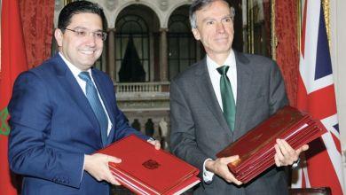 Photo de Accord Maroc/Royaume-Uni : quel impact économique ?
