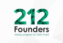Photo de START-UPS : CDG INVEST LANCE LA TROISIÈME PROMOTION DU PROGRAMME 212FOUNDERS