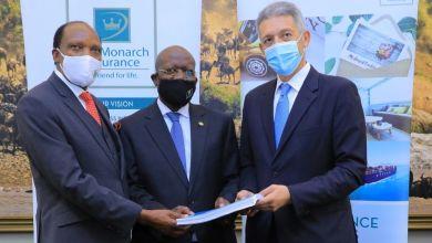Photo de Assurance : Holmarcom pose un pied au Kenya