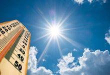 Photo de Alerte météo: une vague de chaleur s'installera à partir de jeudi