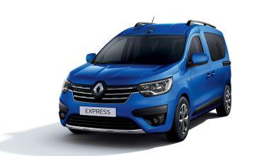 Photo de Renault Express: future star nationale