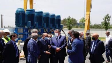 Photo de Développement agricole et rural: Akhannouch visite et lance des projets à Sidi Kacem et Kénitra