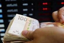 Photo de Cours de change des devises étrangères contre le dirham