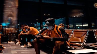 Photo de Supercoupe d'Afrique: la Renaissance sportive de Berkane est arrivé à Doha (VIDEO)
