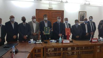 Photo de Souss-Massa : la coopération entre la CCIS et le CRI déploie ses ailes