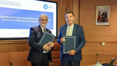 Photo de Promotion de la R&D : la CGEM et MAScIR joignent leurs efforts