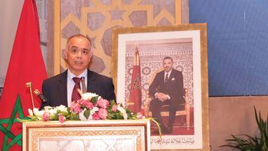 Photo de Diplomatie : le NMD présenté aux ambassadeurs
