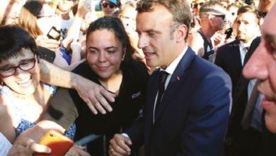 Photo de France : Macron déjà en campagne présidentielle